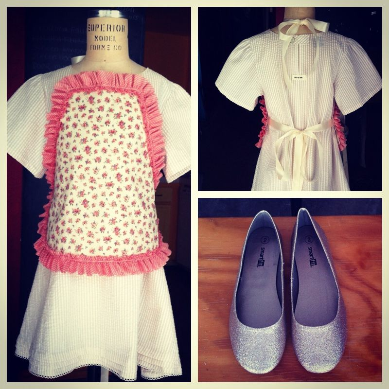 Wedding Day: Isabels outfit