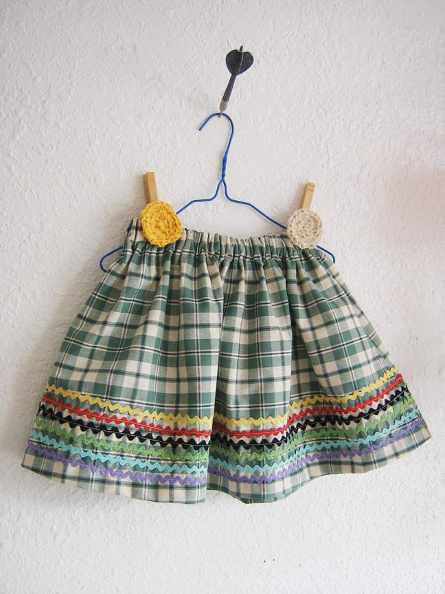 Hazel skirt