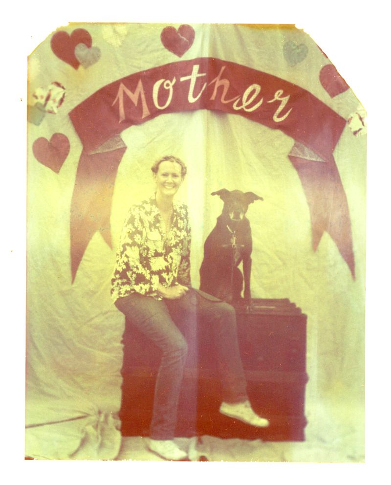me and stella on mothers day
